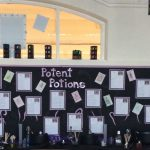 Mystical and magical potion writing