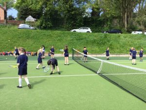 Links with local sports clubs