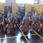 Wider opportunities - Strings in Y4