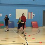 Indoor athletics - sports festivals